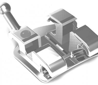 Attacchi Mini Twin Standard Edgewise - RMO<SUP>®</SUP>