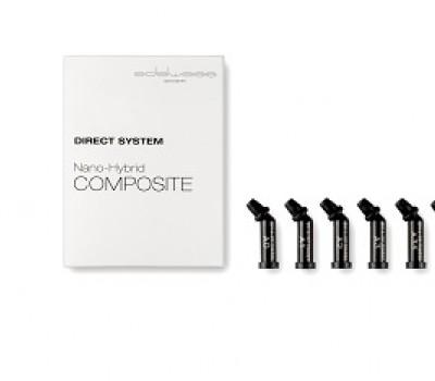 Composito Nano-Ibrido Dentin & Enamel Shade - EDELWEISS DENTISTRY