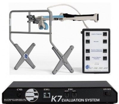 K7 Sistema di valutazione MYOTRONICS